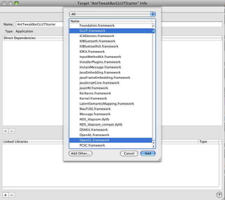 how to add a app from xcode with cable
