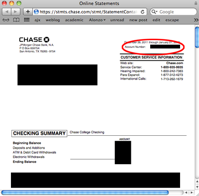 Opening A Chase Checking Account Online Sena Ipad Cases