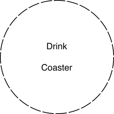 photograph about Printable Coasters identified as Printable Consume Coasters Â« Alecs World-wide-web Log